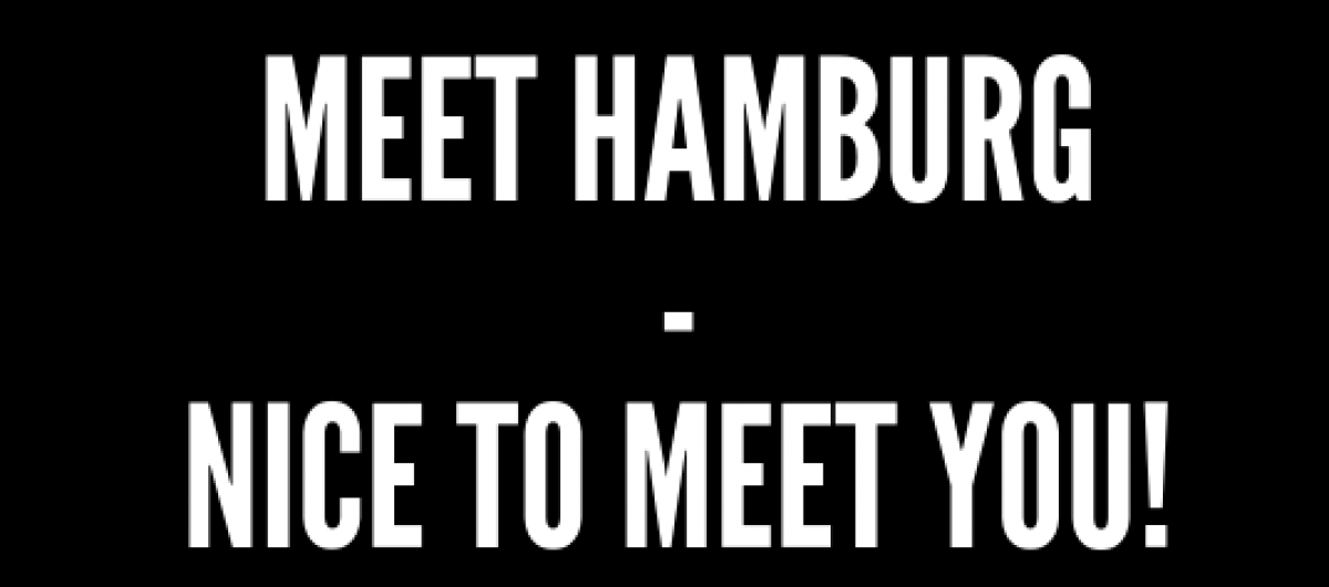 Meet Hamburg